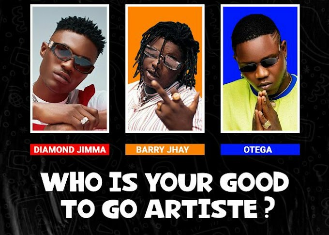 LETS TALK!!! Between Diamond Jimma, Otega, And Barry Jhay – Who Is Your Best Motivational Singer