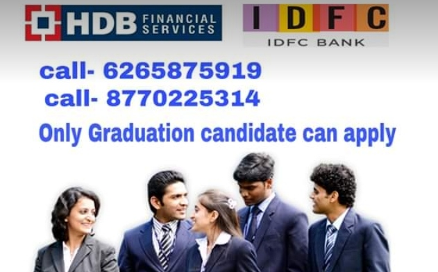 Microfinance job vacancies in HDFC IDFC Fincare small finance bank