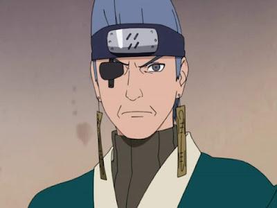 Ao karakter anime boruto