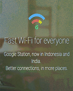 Google Station Indonesia