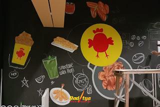 Mural Restoran