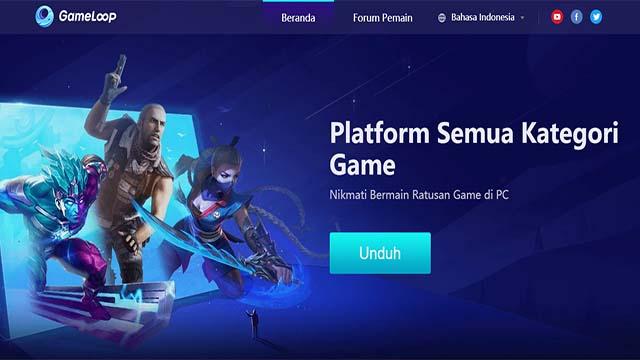 Gameloop - Emulator Terbaik Untuk Bermain Free Fire PC