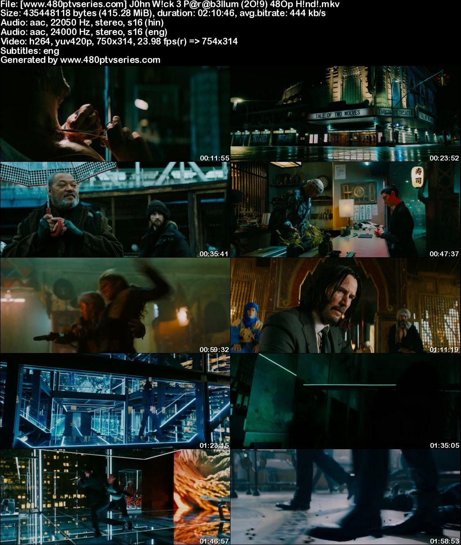 John wick 3 parabellum full movie download in hindi