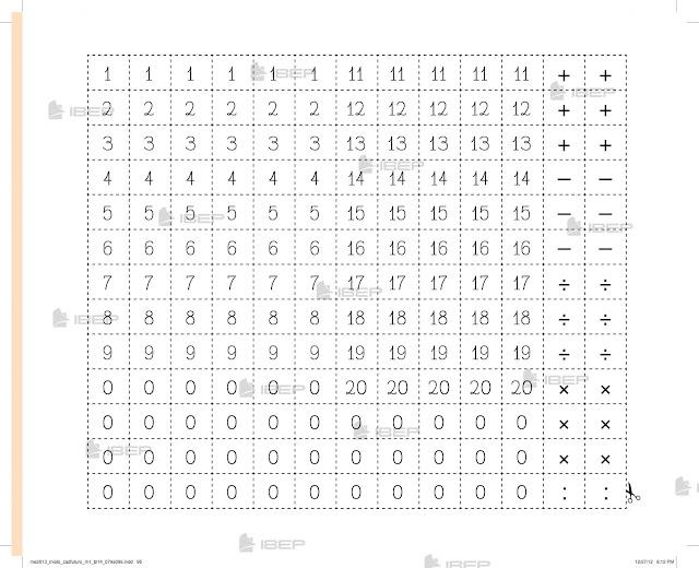 Apostila de Alfabetização Matemática pdf
