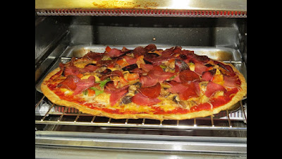 Bake Pizza In Oven