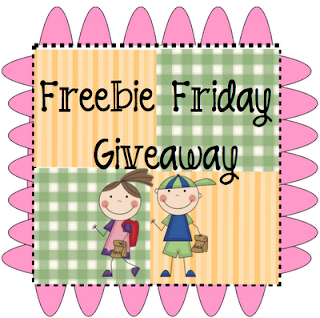 free friday giveaway