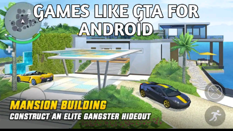 Top 3 Games Like Gta For Android Free Download