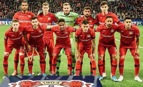 Skuad Pemain Leverkusen Terbaru