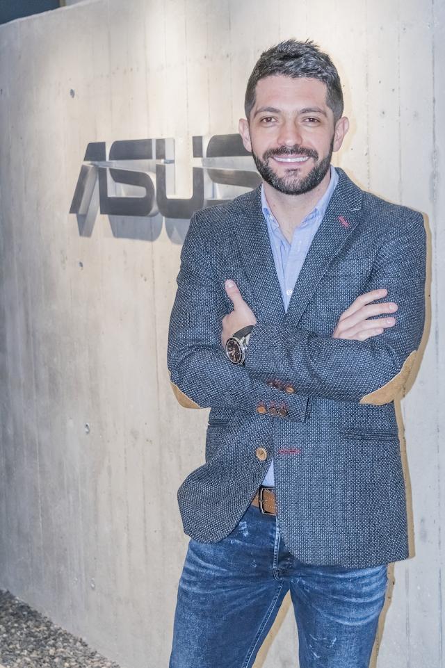 """""""Actualmente estamos en la posición número dos en el mercado de consumo y de Gaming"""" Javier Concha Marketing Manager de ASUS Colombia (Podcast)"""