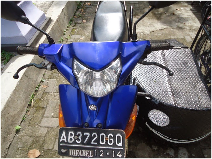 modifikasi motor difable