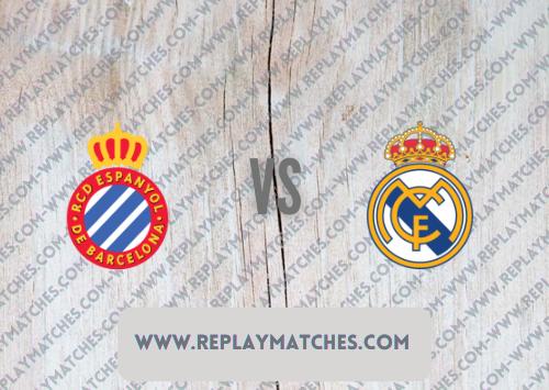 Espanyol vs Real Madrid Full Match & Highlights 03 October 2021