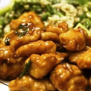 10 Minute Szechuan Chicken