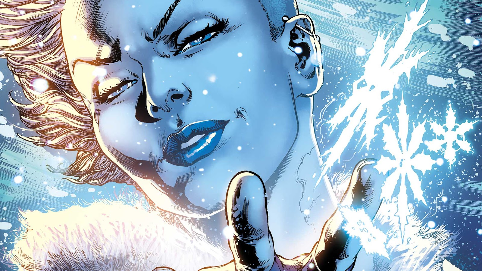 Justice League Review >> Weird Science DC Comics: Justice League of America: Killer Frost Rebirth #1 Review and *SPOILERS*