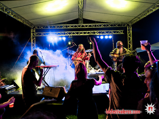 Orpheus Festival 2019 - Bulgaria / Desde Tel-Aviv: Ouzo Bazooka