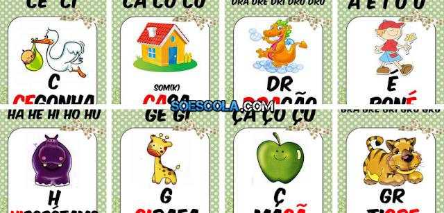 Cartazes - Dificuldades Ortográficas