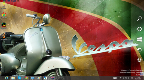 Reggae Rasta Theme For Windows 8