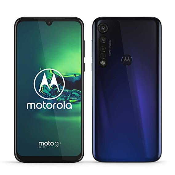 Moto G8 Plus Receiving Android 10 Update, With July Security Patch