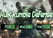 Hulk Rumble Defence