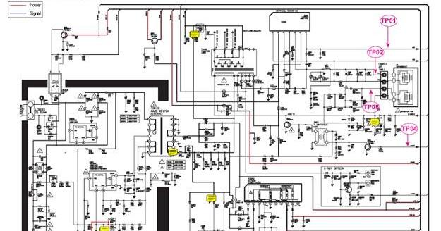 KS9C CL21M40MQ CL-21M40MQ Diagrama Tv Samsung SM