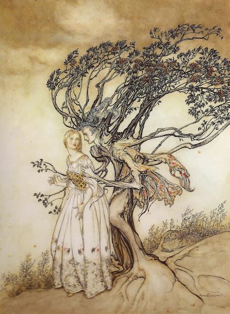 Arthur Rackham Fairy Tale