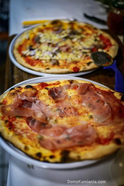 Wspólne wypiekanie pizzy - wakacje Toskania