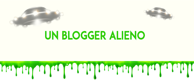 blogger alieno blogging extraterrestre
