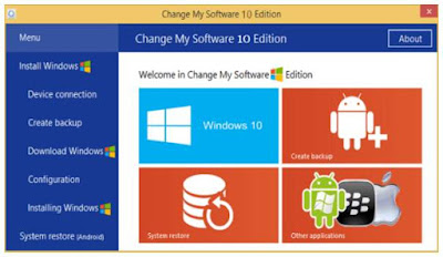 Cara Instal Windows pada tablet Android