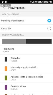 move to sd support lenovo a6k+