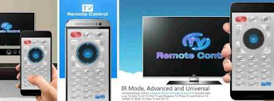 Remote Control Untuk TV