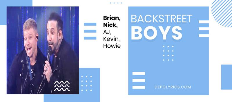 Sång Lyrisk översättning Backstreet Boys - I Want It That Way (Swedish Translation) Svensk översättning