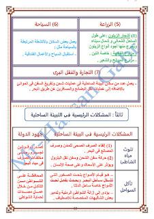 حمل مذكرة القيصر للاستاذ حسن جبر في الدراسات الاجتماعية للصف السادس الابتدائي الترم الثاني