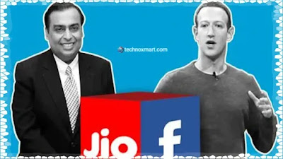 Jio-Facebook Interact Is Under Anti-Trust Review By The Competition Authorities