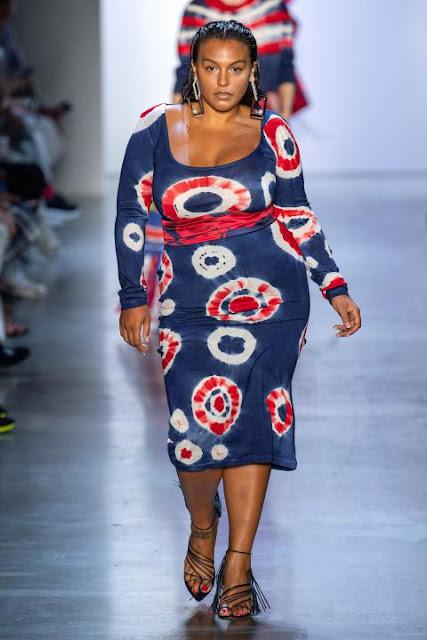 Модное платье весна-лето 2020 11