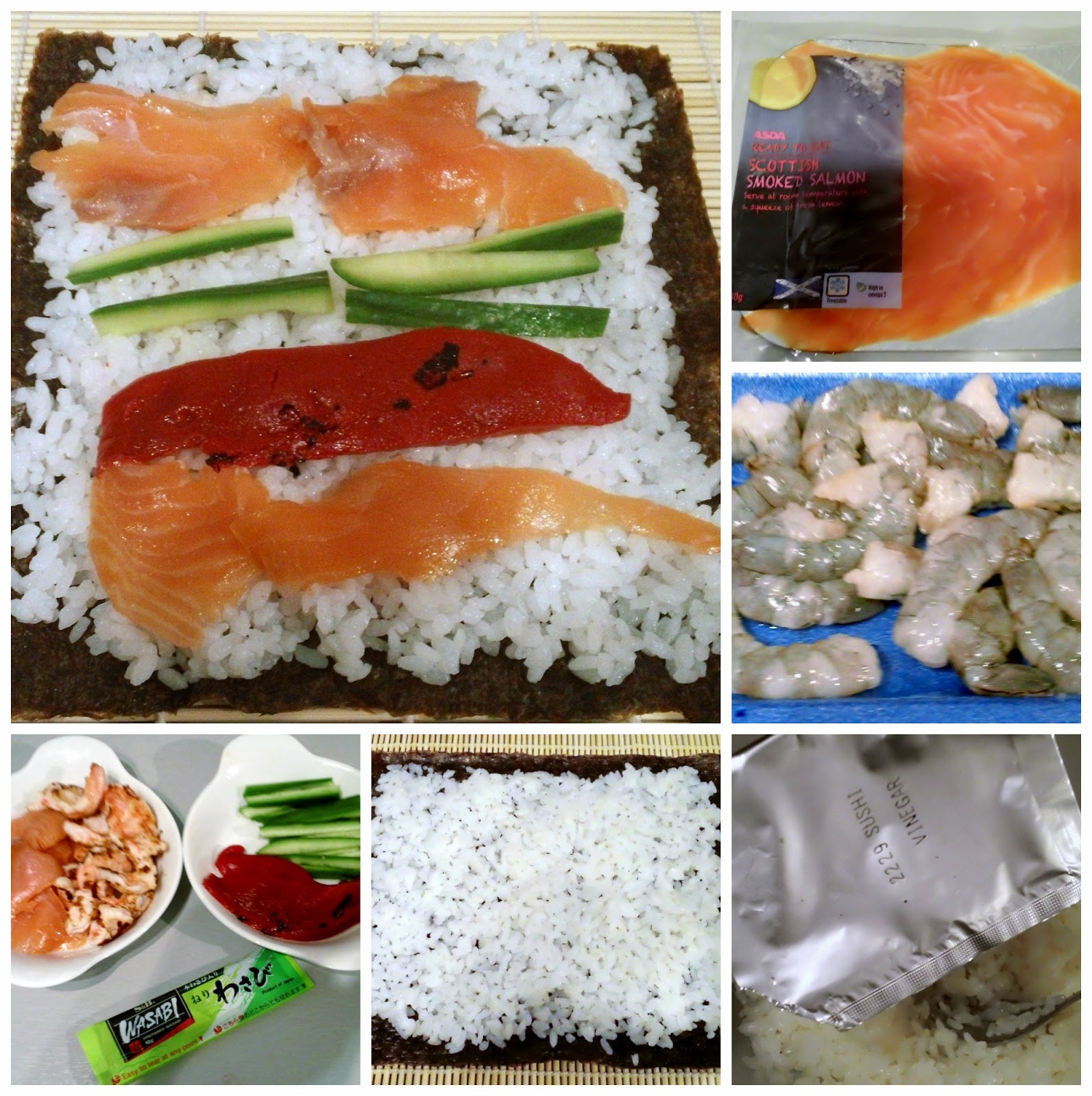 Homemade Sushi, Yutaka Sushi Kit, How to Make Sushi at Home, Japanese Food