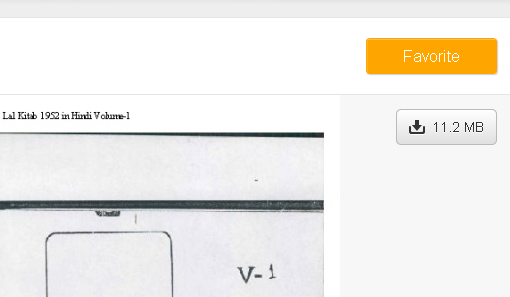 Lal Kitab In Hindi Free Download PDF ~ Lal Kitab 1952 (Lal