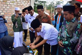 Gubernur Jambi Kunjungi Pesantren Al-Madinah di Batanghari