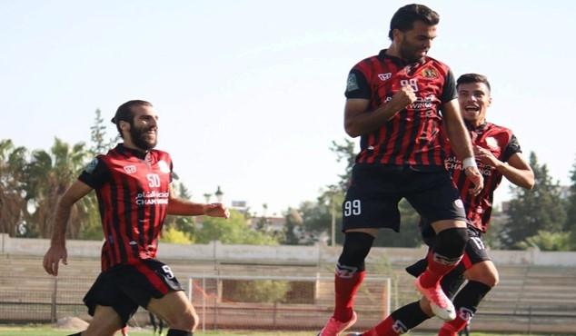 بث مباشر مباراة الجيش والنواعير اليوم 05-03-2020 في الدوري السوري