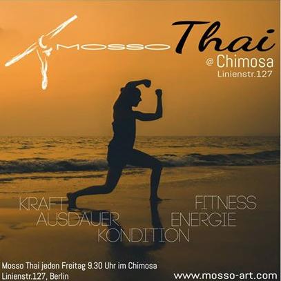 Mosso Thai Sportkurs Berlin