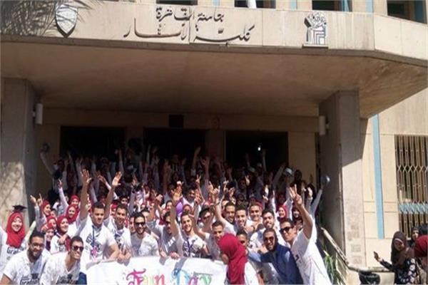 شروط القبول بكلية الآثار - جامعة القاهرة