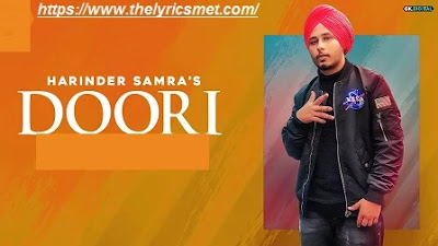 Doori Song Lyrics | Harinder Samra | New Punjabi Albums 2020 | GK Digital | Geet MP3