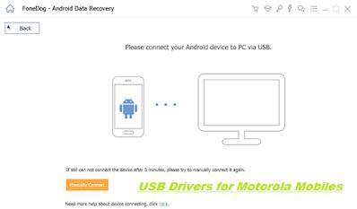 Motorola USB Drivers for Windows 7 64 Bit