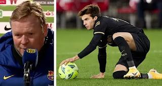 'I have nothing against him': Koeman speaks on Puig Granada win