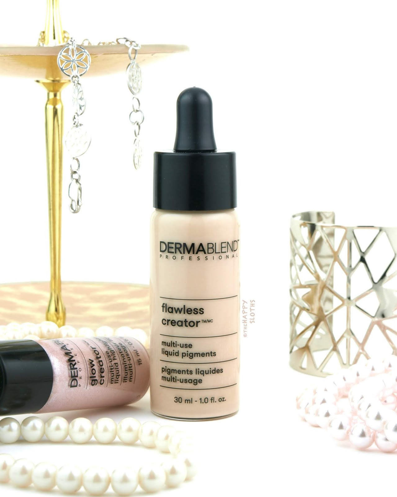 "Dermablend | Flawless Creator Multi-Use Liquid Pigments in ""10N"": Review and Swatches"