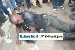 Police officer killed in Benue during youths' protest