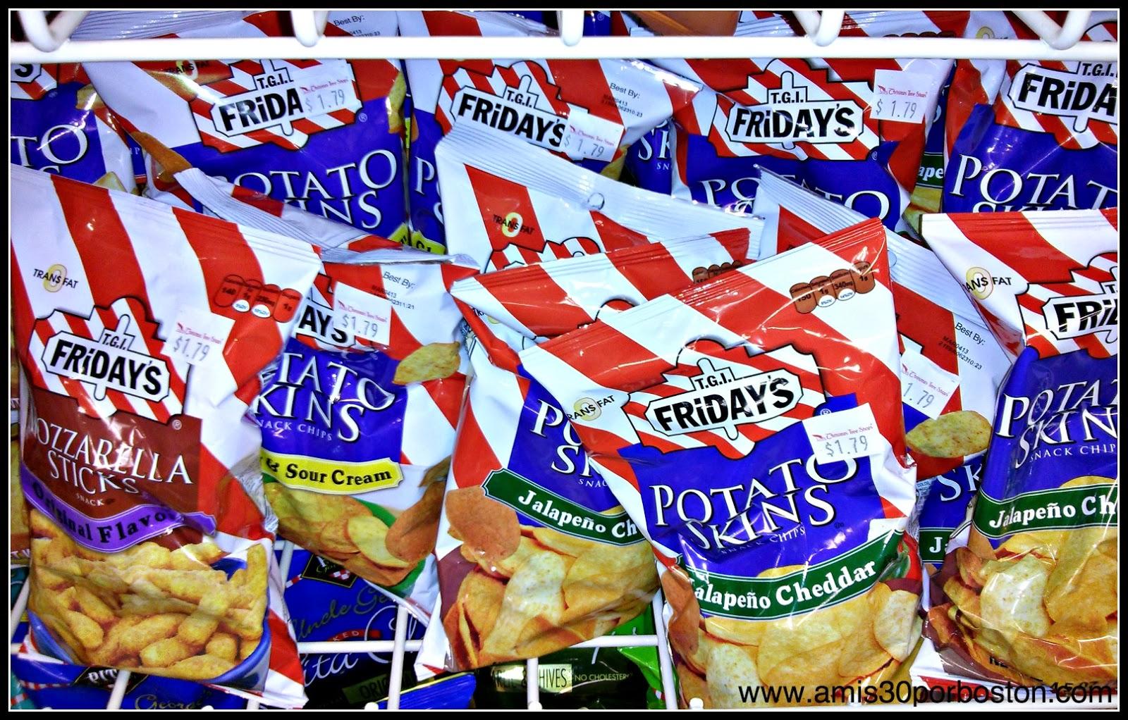 Aperitivos para la Super Bowl: Patatas Fritas