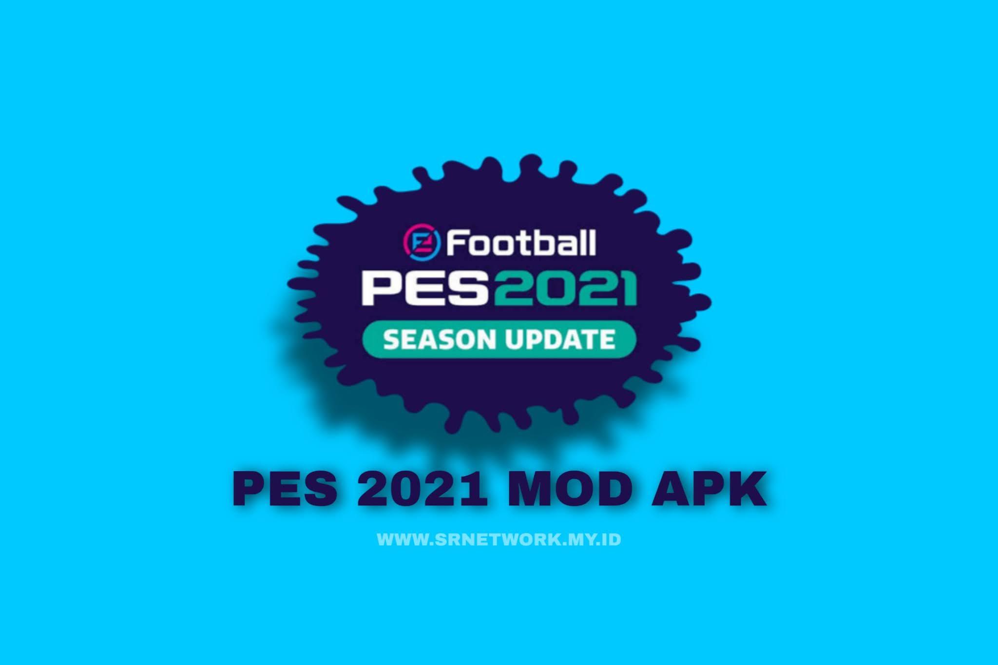 Download e-Football PES 2021 mod apk