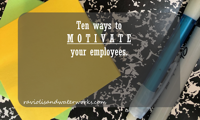 how motivate employees; motivate workers; motivational leader; how to be a good leader; career motivation