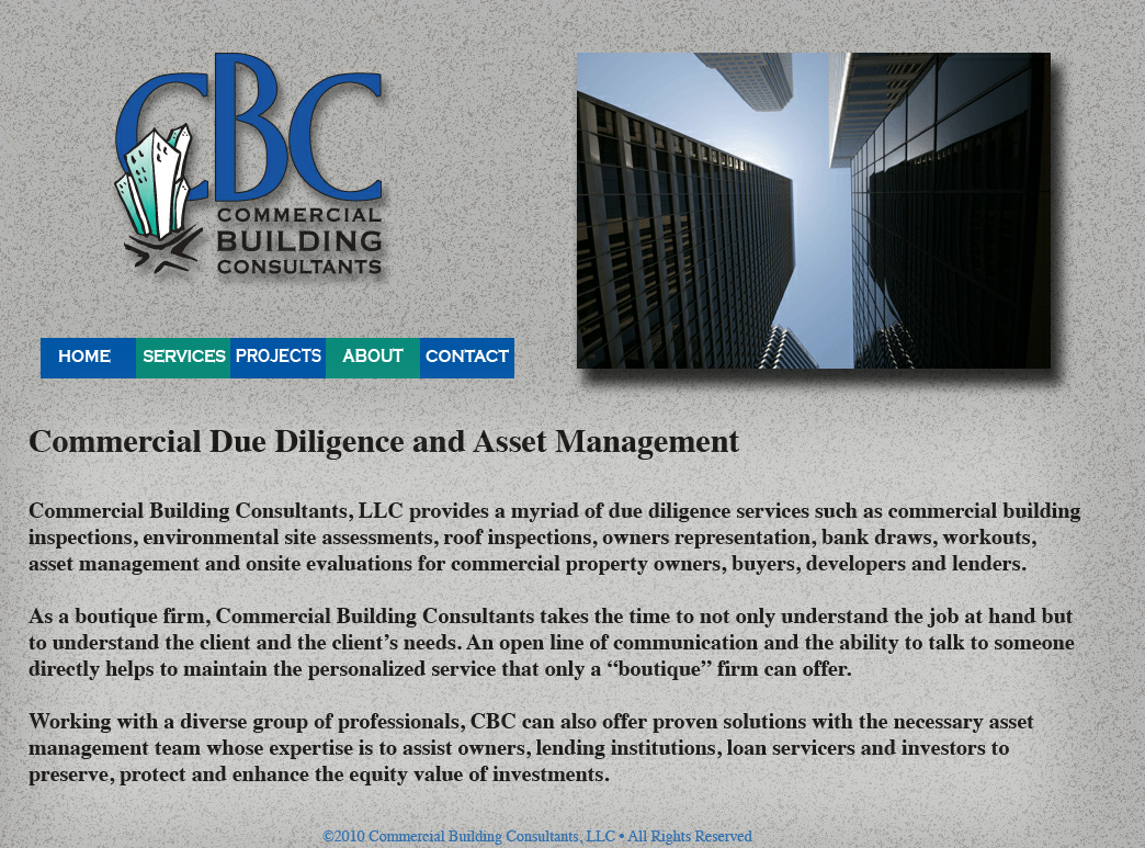 Old CBC Website
