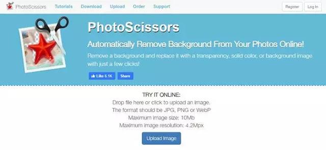 أفضل 5 مواقع لإزالة الخلفية من الصور