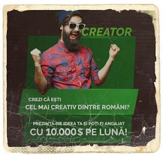 regulamentul castigatori cel mai bine platit job concurs caroli maestro